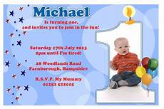 Birthday Party Invitations Templates First Birthday Party Invitation Ideas Free Printable