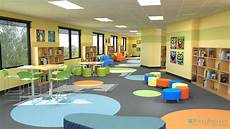 Little Lights Daycare Center Pixel Perfect 3d Rendering Kids Daycare Playroom