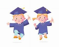 Child Diploma With Funny Children Vector Free Download