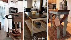 discounted kitchen islands 10 diy cheap kitchen island ideas for with low