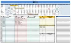 Tracking Calendar Template 2016 Calendars Excel Templates