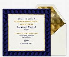 Professional Invitations Free Corporate Amp Professional Event Invitations Evite