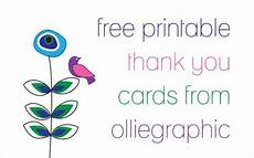 11 printable thank you card templates psd ai free
