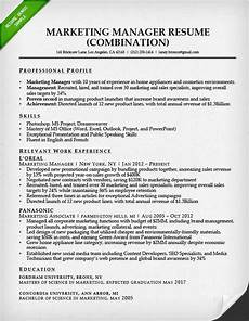 Internet Marketing Resumes Refer To Our Combination Resume Samples If You Have Spotty