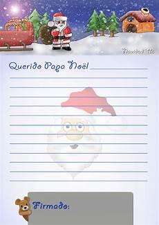 Cartas Para Papa Noel Carta Para Pap 225 Noel Exclusiva De Beb 233 S Y M 225 S Navidad 12