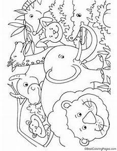 Malvorlagen Frozen Jungle Zoo8a9g4398275832945 Tiere Animal Ausmalbilder