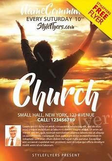 Christian Flyer Templates Free Church Free Psd Flyer Template Free Psd Flyer