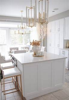 white kitchen decorating ideas gold and white kitchen decor ideas