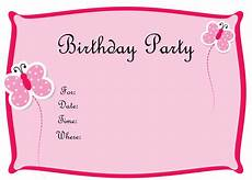 Party Invite Maker Free 5 Images Several Different Birthday Invitation Maker