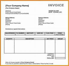 Invoice Models Invoice Model In Word Invoice Model Free Invoice Template