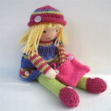 betsy button doll knitting pattern pdf instant