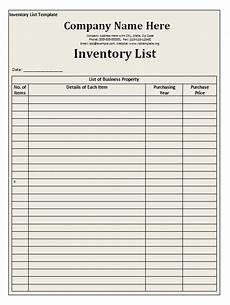 Inventory Checkout Form Inventory List Template Free Word Templates