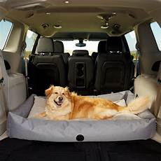 k h pet products travel suv pet bed gray large chewy