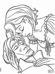 170 free tangled coloring pages nov 2020 rapunzel