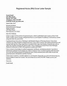 New Graduate Nursing Cover Letter Samples Nursing Cover Letter New Grad Nurse And Cover Letter