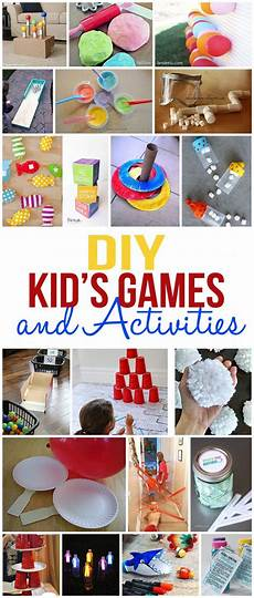 diy kids diy and activities for indoors or outdoors