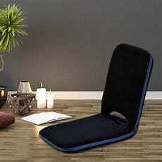 folding floor lazy sofa lounge adjustable back tatami seat