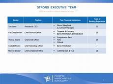 Pacific Mercantile Bank Careers Pacific Mercantile Bancorp Form 8 K Ex 99 1 Exhibit