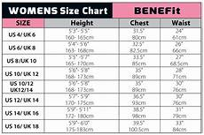 Us Women S Size Chart To Uk C Skins Element 3x2 Shorti