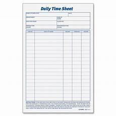 Daily Worksheet For Employees Printable Pdf Timesheets For Employees
