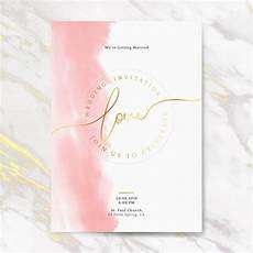 Pink Invitation Card Invitation Card Vectors Photos And Psd Files Free Download