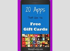 20 Apps That Give You Gift Cards (Amazon, iTunes, Target