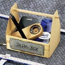 geschenkideen f 252 r papa papa box basteln