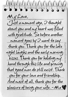 Love Letter To My Husband Sample Letter To Husband Letters To My Husband