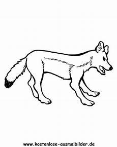 Kostenlose Ausmalbilder Zum Ausdrucken Fuchs Kostenlose Ausmalbilder Ausmalbild Fuchs 3