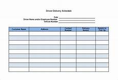 Dispatch Template Dispatch Schedule Spreadsheet David Simchi Levi