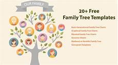 Family Tree Templates Online 20 Family Tree Templates Amp Chart Layouts