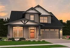 northwest house plan with second floor loft 85163ms