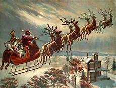 Santa Claus Reindeer Lights 7 Interesting Facts About Santa Claus Vintage Everyday