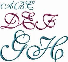 abc designs monogram machine embroidery designs 4 quot x4 quot hoop
