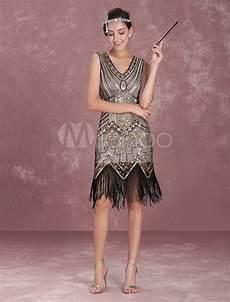 tenue vintage great gatsby flapper dress 1920s vintage costume s