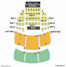 Wilbur Theater Seating Chart Ticketmaster Wilbur Theatre Seating Chart Seating Charts Amp Tickets