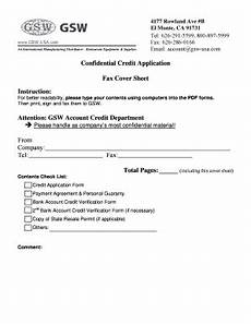 Job Application Cover Sheet 137 Printable Confidential Fax Cover Sheet Forms And