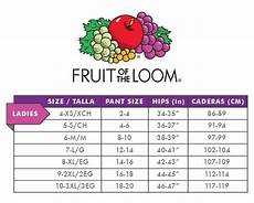 Fruit Of The Loom Size Chart Fruit Of The Loom Women S 4 Pack Breathable Boyshort