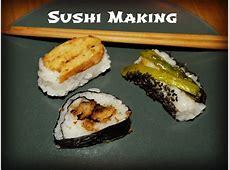 Inside the Wendy House: Sushi Making Fun with Yutaka