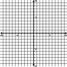 Trimetric Graph Paper 10 To 10 Coordinate Grid With Increments Labeled By 5s