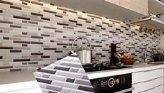 backsplash for kitchen walls peel and stick tile backsplash for kitchen wall mosaic
