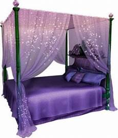 magical purple canopy bed set purple bedding purple rooms