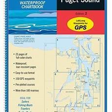 Maptech Chart Books Puget Sound Waterproof Chartbook By Maptech Wpb 1520