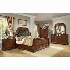 King Bedroom Sets For Sale Shop Traditional Style Palace King Bedroom Set On
