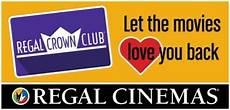 Lost Regal Crown Club Card Regmovies Com Crown Club Join Regal Crown Club Amp Earn