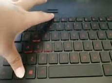 How To Make My Hp Laptop Keyboard Light Up How To Turn On Keyboard Light Youtube