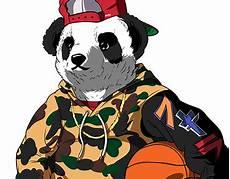 panda supreme wallpaper to infinity on behance