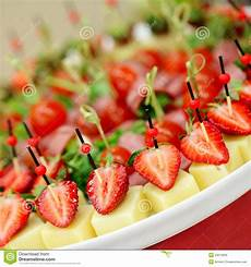 appetizers gourmet food stock image image of