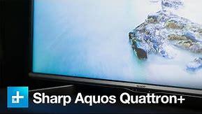Sharp LC-60UQ17U Aquos Quattron video review