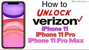 How to Unlock Verizon iPhone 11, iPhone 11 Pro, & iPhone 11 Pro Max- Use in USA and Worldwide!